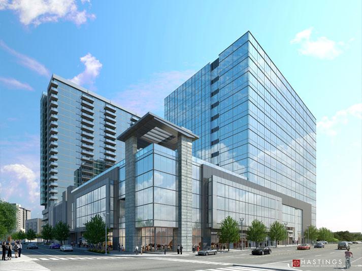 1201 Office Building, Location: Nashville TN, Architect: Hastings Architecture
