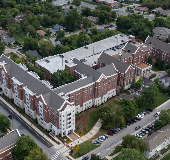 Belmont University Dorms