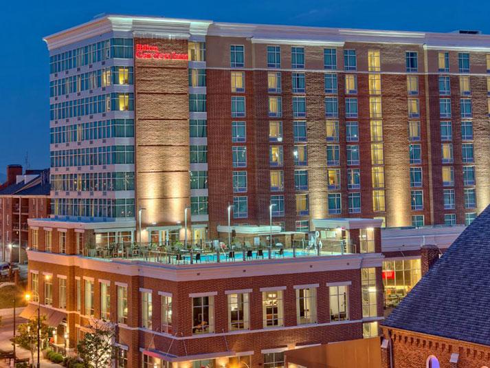 Hilton Garden Inn - Nashville, TN