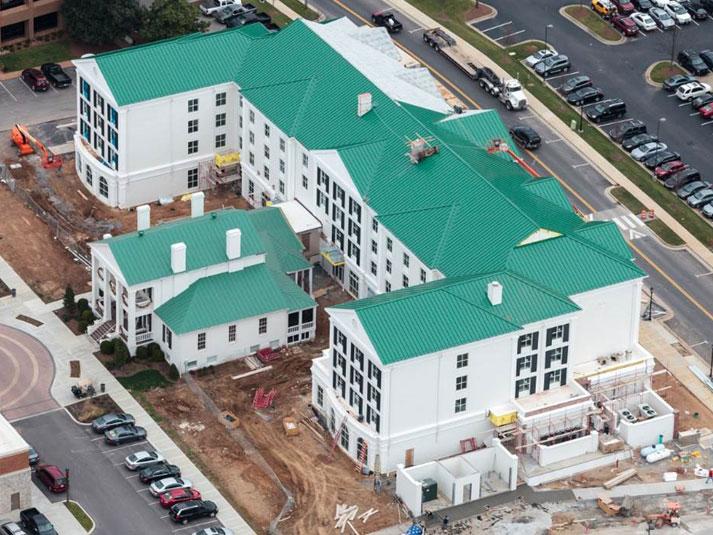 Emc Structural Engineers P C Hilton Garden Inn