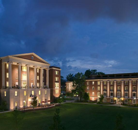 Vanderbilt Freshman Commons Dorms